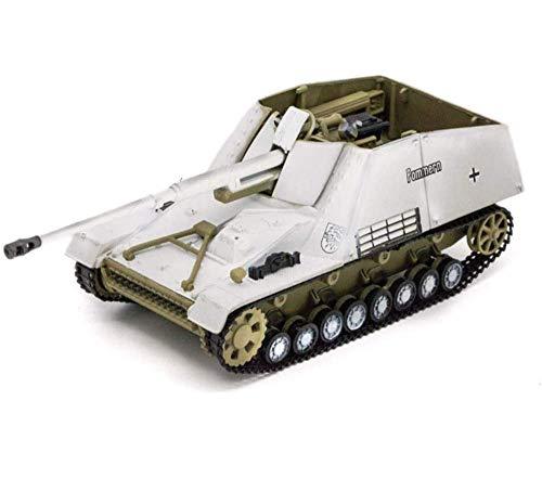 LINANNAN CMO 1/72 Skala-Druckguss-Tank-Metallmodell, Rhino-selbstfahrender Guntank, Militärspielzeug und Geschenke, 3.3 Zinch x 1.7 Zoll