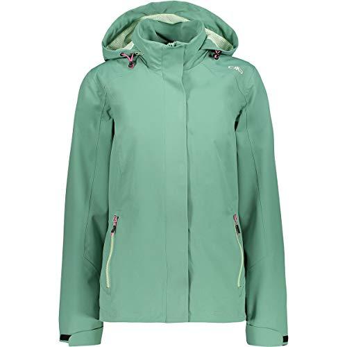 CMP Damen Outdoor Jacke mit ClimaProtect Technologie, Neptune, D44