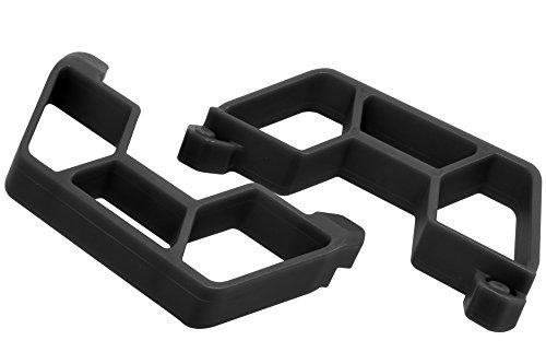 RPM 73862 Nerf Bars for The Traxxas LCG Slash 2WD, Black