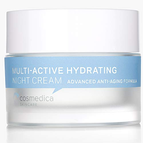 Cosmedica Skincare Multi-Active Hydrating Night Cream, 1.76 oz.