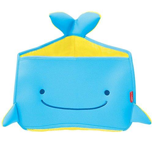 Skip Hop Moby Bath Toy Organizer For Babies And Toddlers, Corner Bath Tub...