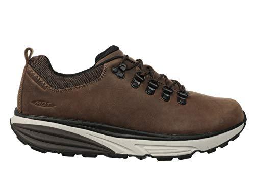MBT Terra LACE UP M - Zapatillas de deporte para hombre (impermeable), color Marrón, talla 44 EU