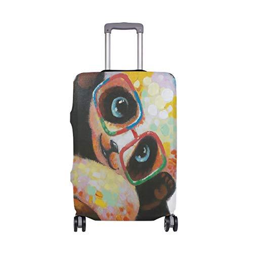 Smarty Panda - Funda para maleta