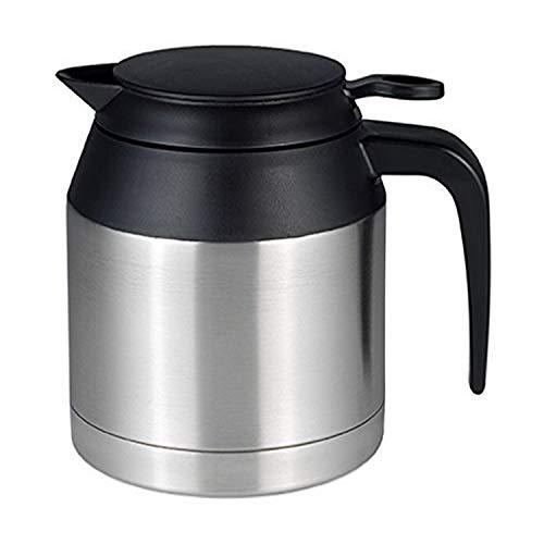 Bonavita 5-cup Thermal Carafe Coffee Pot, Silver/Black