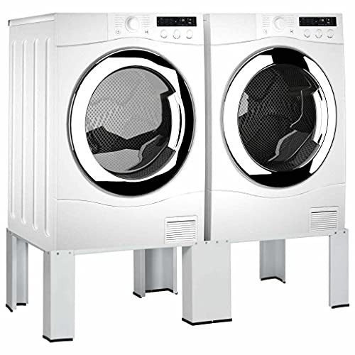 maytag washing machines Double Washing and Drying Machine Pedestal White Dryer Stand Washer