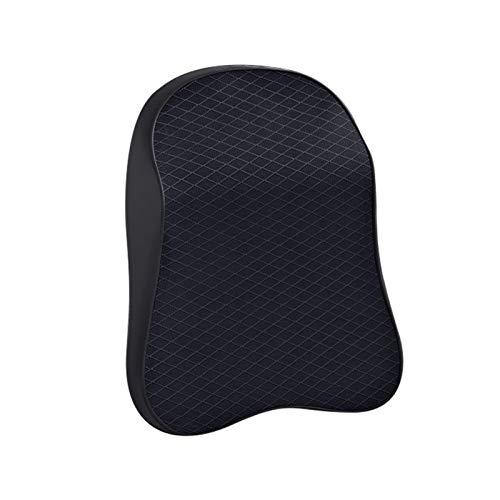 DSLK Pelle 3D Memory Foam Collo dell'automobile del Cuscino PU Car Seat Cuscino Vita Cuscino di Resto Car Pillow (Color : Headrest 1)