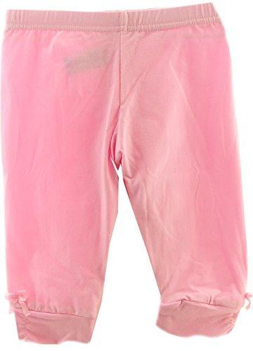 Legging baby & kinderen leggings knielange 80 86 zomerbroek roze