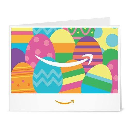 Amazon.de Gutschein zum Drucken (Ostereier)