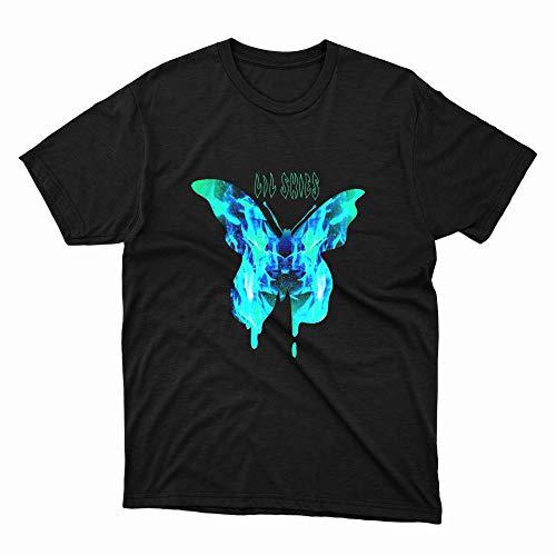 Lil Skies Merch Lil Skies Big Butterfly T-Shirt, Hoodie, Sweater, Long Sleeve, Sweatshirt Black