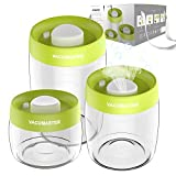Glass Food Storage Containers with...