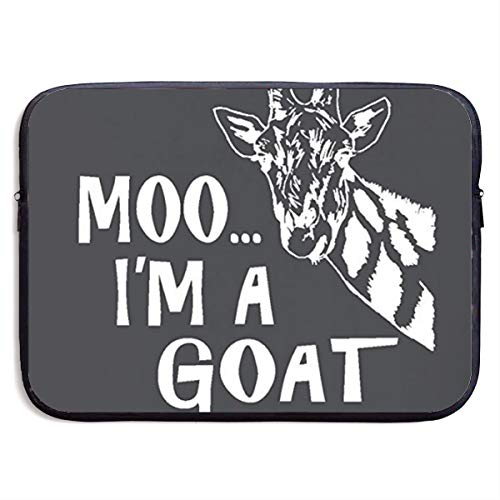 Moo I'm A Goat Laptop Sleeve Bag Notebook Tablet Computer Case/Ultrabook Briefcase Carrying Bag for MacBook Air/Pro