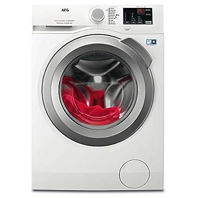 AEG 6000 Series Prosense L6FBI842N A+++ -20% 8kg 1400 Spin Washing Machine White