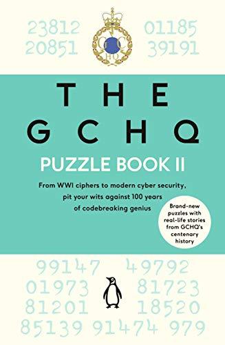 Puzzles The Gchq Book