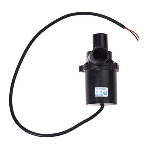 SODIAL (R) Pompa acqua sommergibile per la fontana Stagno senza spazzola 12V 2900L/H