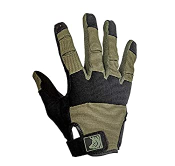 PIG Full Dexterity Tactical FDT Alpha Gloves - Ranger Green - Medium
