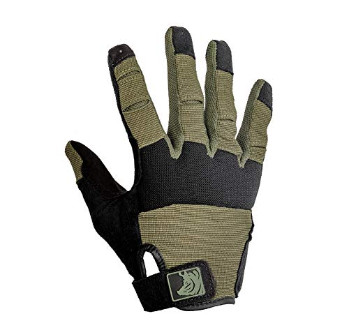 PIG Full Dexterity Tactical (FDT) Alpha Gloves - Ranger Green - 2X-Large