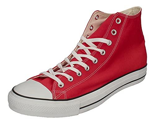 Converse - Chucks all Star Hi 9621 - Red, Taglia:53 EU