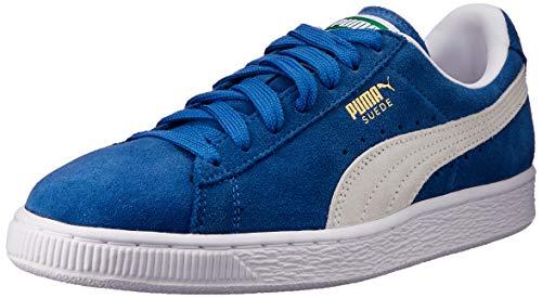 Puma Suede Classic – Zapatillas, Azul olímpico/blanco, 7 M US