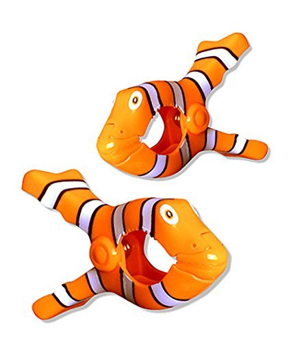 BocaClip-Clown fish Clip