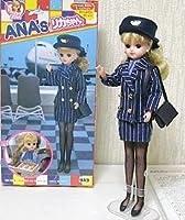 リカちゃん ANA′s リカちゃん リカちゃん誕生30周年記念 限定品