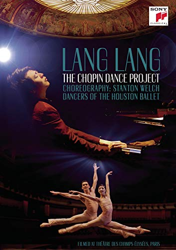 The Chopin Dance Project [DVD] [2015]