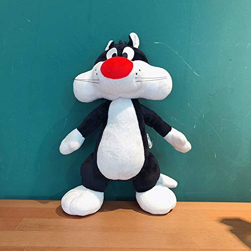 Peluches Japón Warner Bugs Bunny's Silly Big Cat Peluches Regalo 30cm