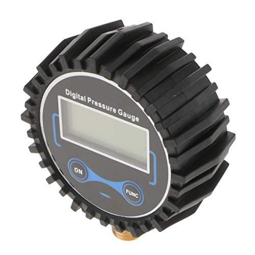 #N/a Medidor de Presión de Neumáticos Digital con Pantalla LED Iluminada 200 PSI