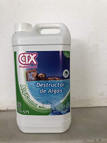 Destructor de Algas CTX-575 3litros