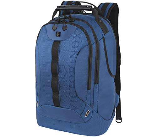 Victorinox Vx Sport Trooper Deluxe - Laptop Rucksack 16 Zoll Laptop Tabletfach Damen/Herren - Blau