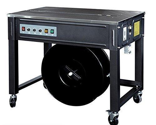 halbautomatische Umreifungsmaschine UP50F - Bündelmaschine - Verpackungsmaschine - Bändermaschine - Umreifungsgerät - PP Band Umreifung