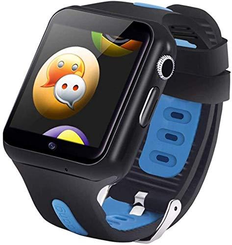 スマートウォッチ 子供用 gps キッズスマートウォッチ 3G通信 simカード 見守りカメラ ウォッチ通話 活動量...