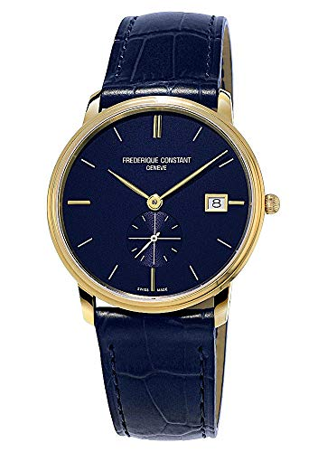 Frederique Constant Geneve Slimline Ladies and Gents Small Second FC-245N4S5 Unisexuhr