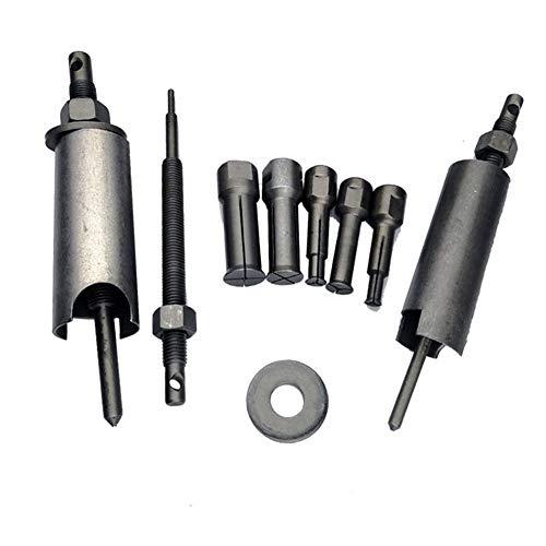 Bostar Herramienta de extracción de cojinetes internos de Motocicleta Herramienta de reparación de Mano removedor de Engranajes automático extractora de tracción de 9 mm a 23 mm