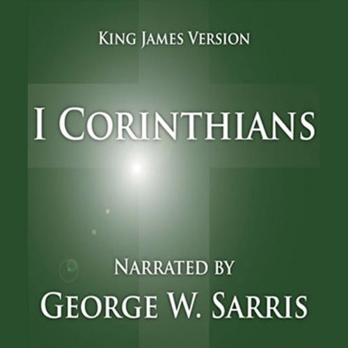 The Holy Bible - KJV: 1 Corinthians audiobook cover art
