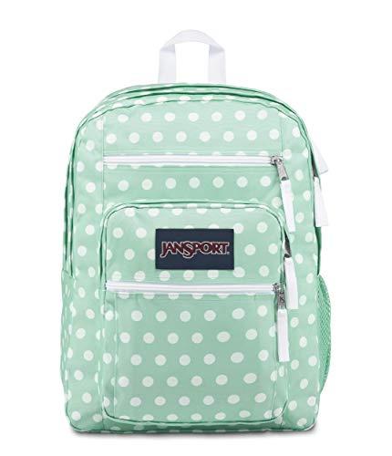 JANSPORT Big Student II Backpack - Cascade Polkadot JS0A47JK5U7