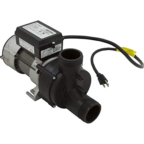 Pump, Bath, Balboa Wow, 115v, 7.5A, OEM w/ Air Switch