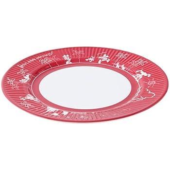 ディズニー プレート パークフード ミッキー メラミンプレート お皿 食器 東京 ディズニーリゾート TDR