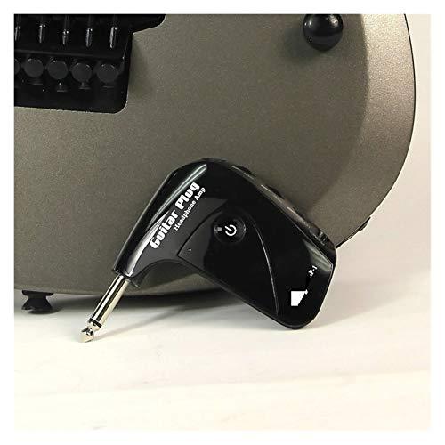 Daojun GP-1 Tragbare E-Gitarrenverstärker Amp Mini Kopfhörerverstärker Einbau-Distortion-Effekt Top-Qualität Gitarren-Parts