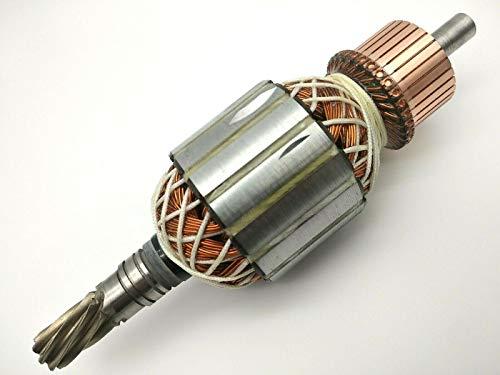 Rotor de motor de anclaje para DeWalt D25900K, D25901K, D25940K, D25941K, tipo 1,2