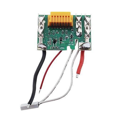 18 V Akku Chip PCB Platine 18650 Akku Ladeschutz Schaltung Modul Board Grün kompatibel mit Makita BL1830 BL1840 BL1850 LXT400