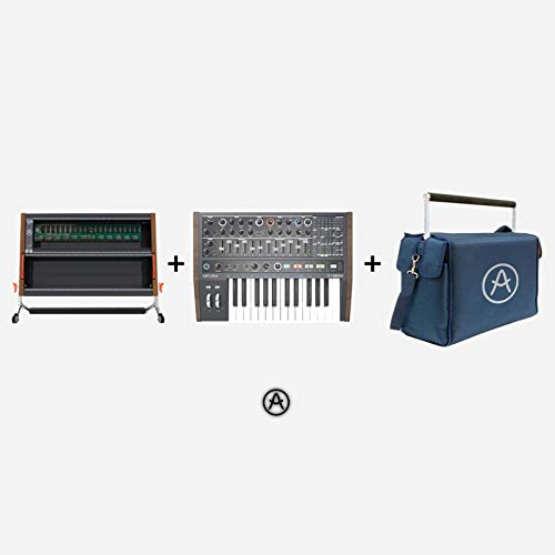 Arturia MiniBrute 2 Bundle inkl. RackBrute 6U + Travel Bag
