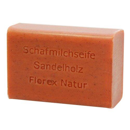 Florex Schafmilchseife Sandelholz 100g