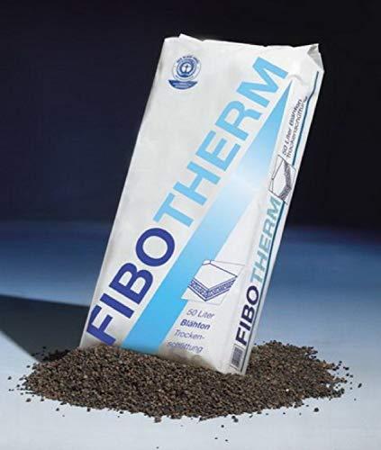 FIBOTHERM 1-5 mm rund und gebrochen 50 Liter Blähton Trockenschüttung