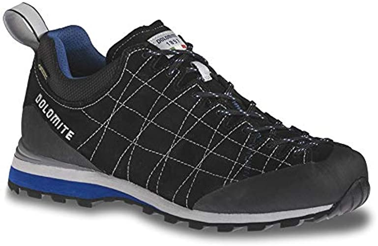 Dolomite Diagonal GTX, noir Bright bleu, 9 UK