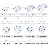 Zoom IMG-2 deik set di contenitori per