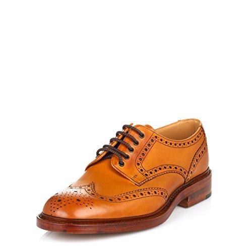 Zapatos De Acento De Cuero Chester