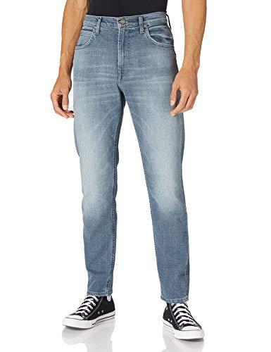 Lee Austin Jeans Vaqueros, Visual Shark, 33W / 30L para Hombre