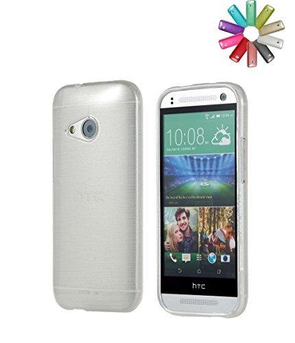 Bralexx - Funda protectora para teléfono HTC One Mini 2 Generation, color blanco