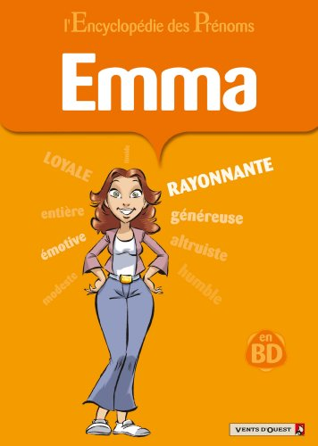 L'Encyclopédie des prénoms - Tome 33 : Emma