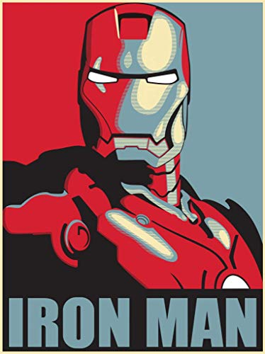Iron Man – US Imported Movie Wall Poster Print – 30CM X 43CM Marvel
